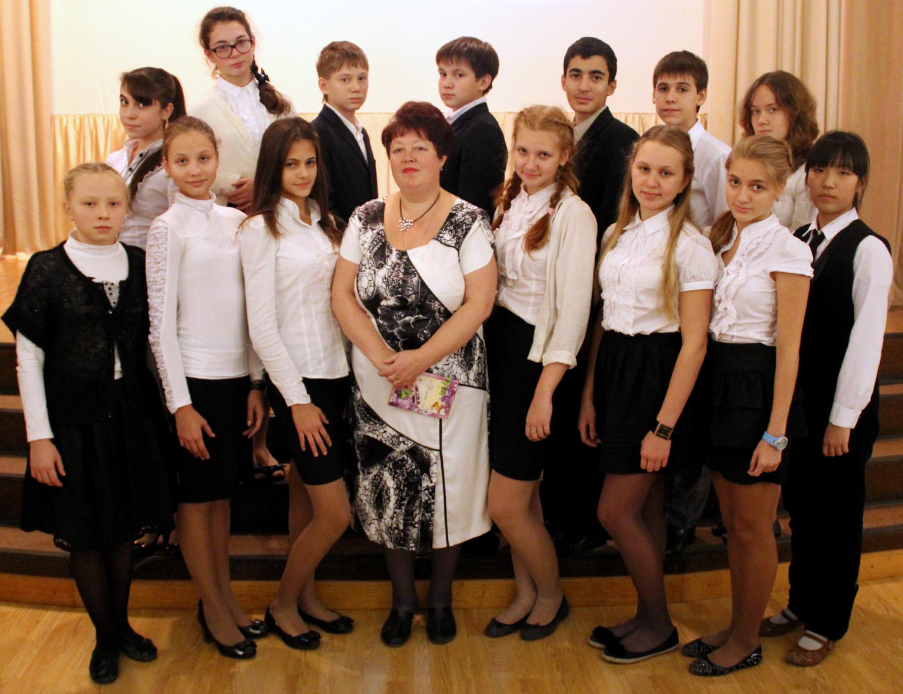Медицинский лицей СГМУ - Набор2012-13